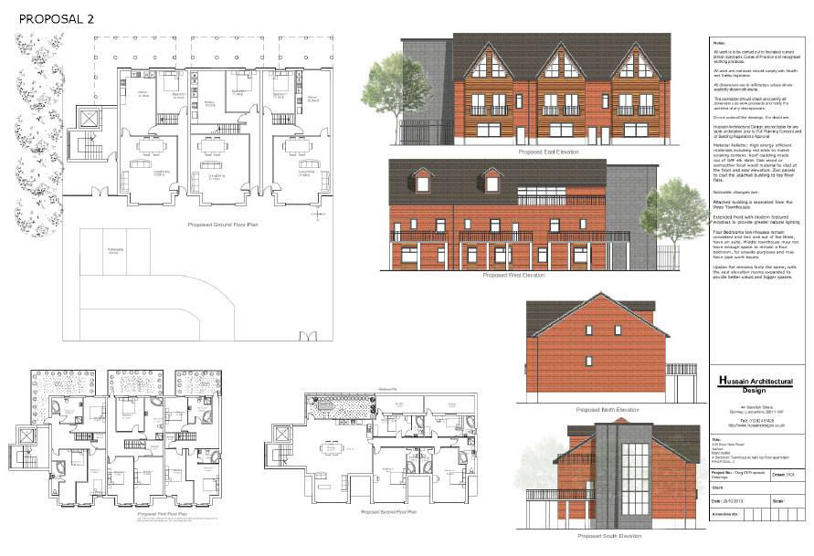 Rochdale planning consultants rochdale planning for Architectural services near me